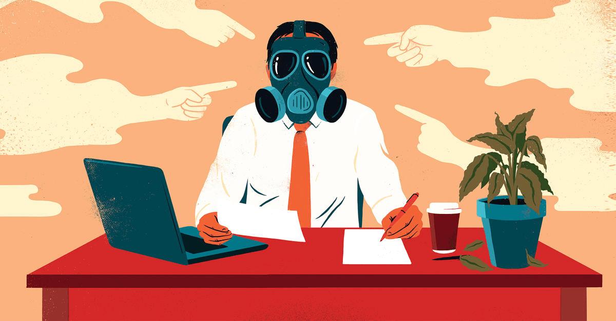 Ignoring workplace culture